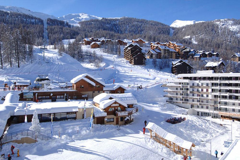 location chalet ski gap
