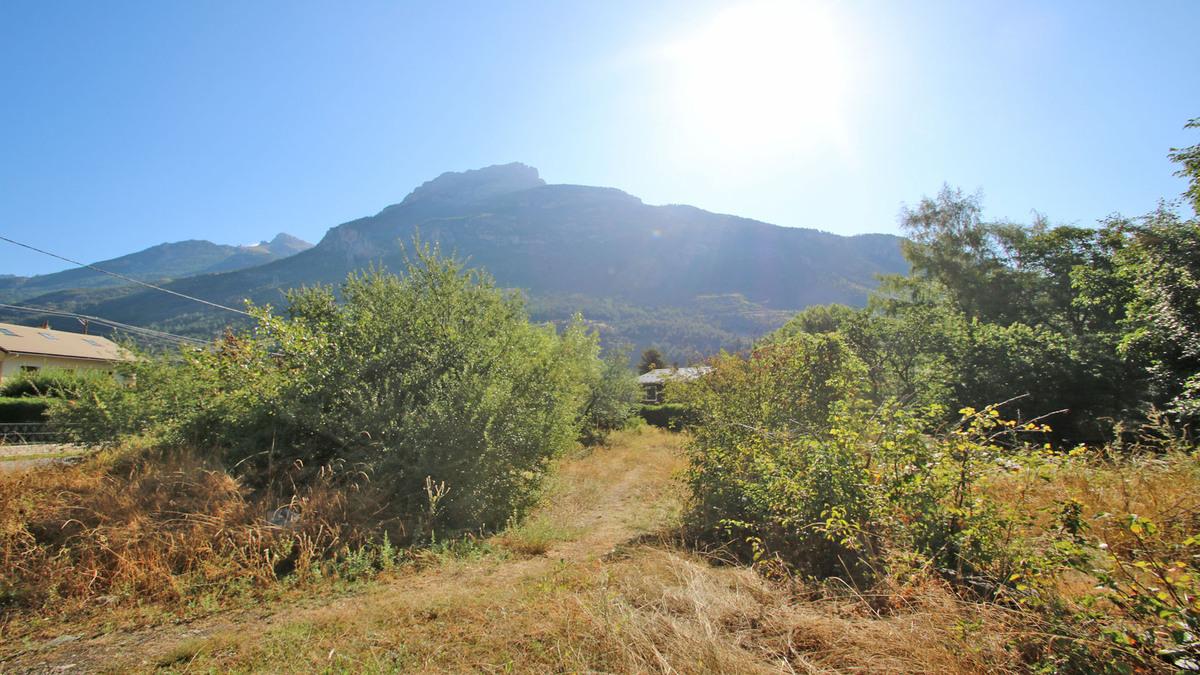 Terrain - L'Argentière-la-Bessée