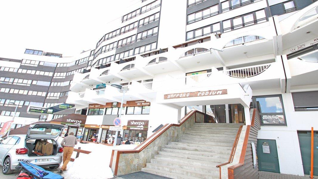 Sapporo TYPE D 4 Puy-Saint-Vincent