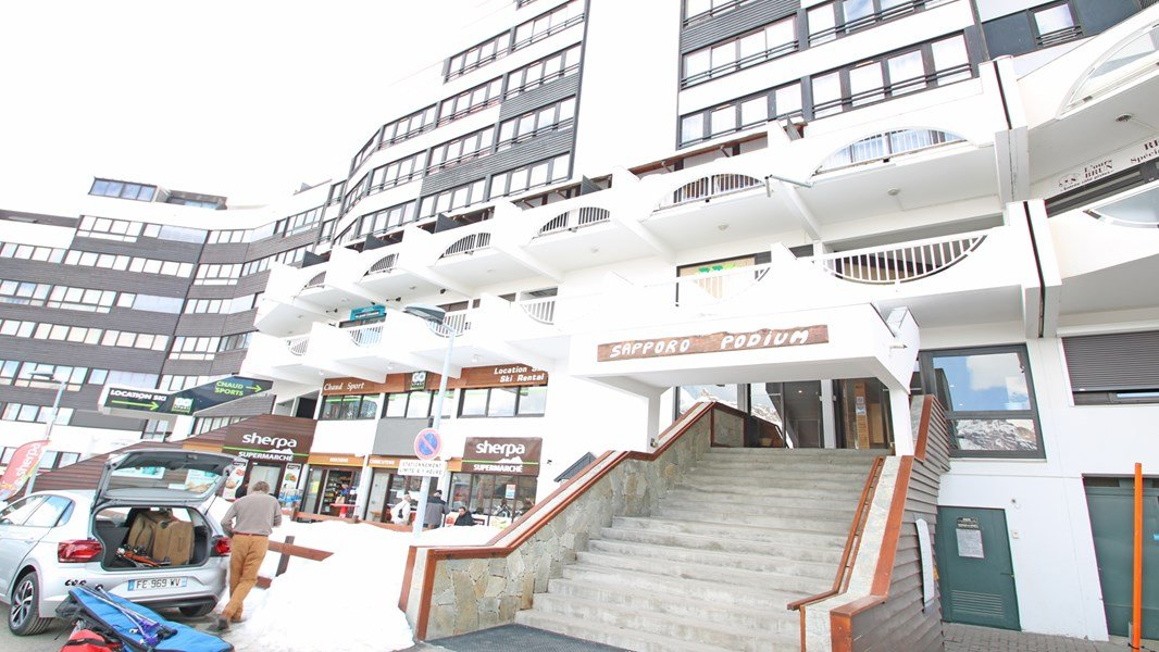 Sapporo TYPE B 3/4 Puy-Saint-Vincent