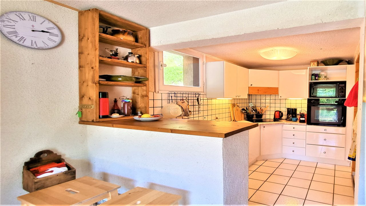Chalet «Ailefroide» CHALET 5 PIECES Vallouise